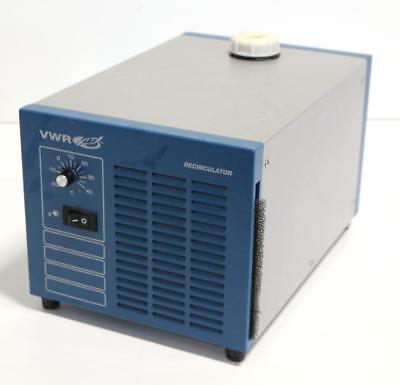 Vwr Scientific 13270-120 Refrigerated Chiller