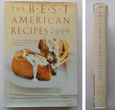(453) Best American Recipes 2000 f/ Magazines Books Internet McCullough HB 2000