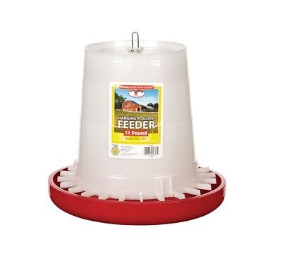 Miller Phf11 Poultry Hanging Feeder 11 Lbs