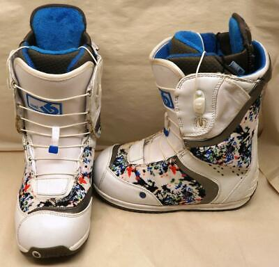 Womens Pre-Owned Burton Axel Snowboard Boots-US 7, $280 when New - Free Shipping