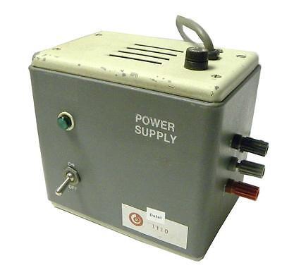 Datel 1110 Power Supply 5 Vdc 1 Amp -12 Vdc 100 Ma Output