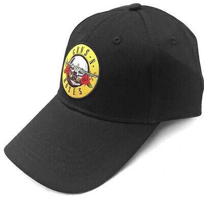 Guns N' Roses 'Circle Logo' (Yellow Logo) Baseball Cap - NEW & OFFICIAL!