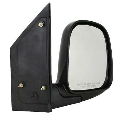 NEW RIGHT DOOR MIRROR FITS CHEVROLET EXPRESS 1500 2500 3500 96-02 NON-POWER/HEAT