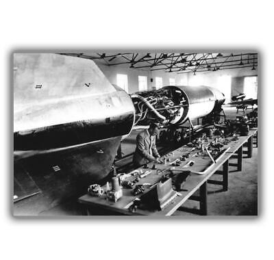 War Photo Original Guided Missile German V-2 Rocket WW2 Glossy Size 4 x 6 inch Q for sale  Shipping to Canada