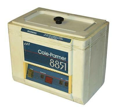 Cole-parmer 8851-20 Ultrasonic Cleaner - Sold As Is