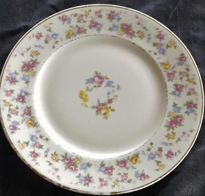 Beautiful Vintage Lamberton China - Reverie Pattern - Bread & Butter Plate - VGC