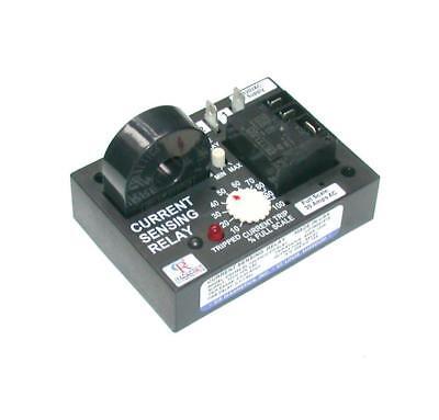 Cr Magnetics Cr4395-el-120-330-c-cd-elr-i  Current Sensing Relay. 120 Vac