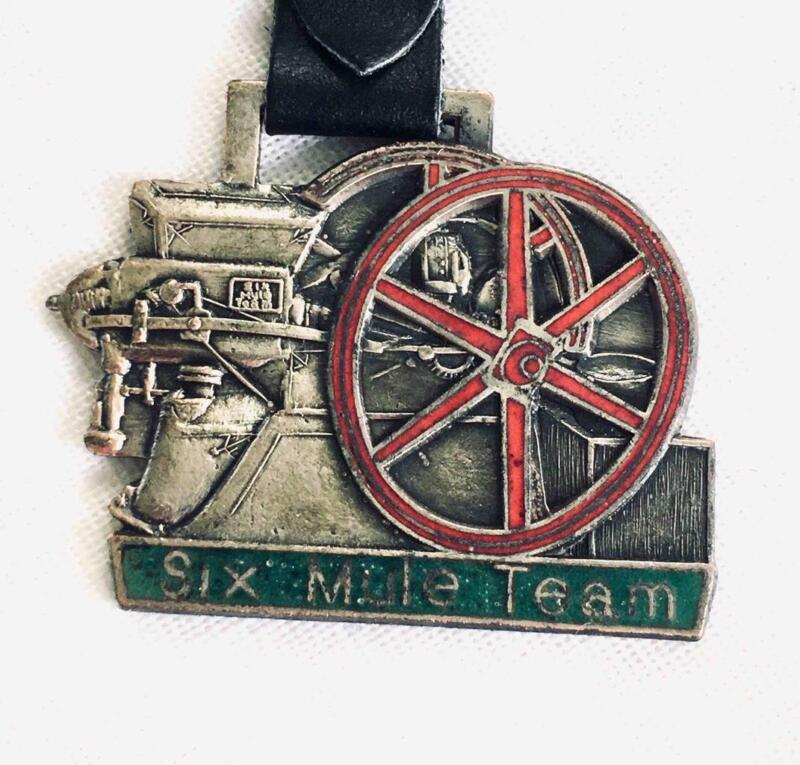 Vintage Six Mule Team Watch Fob #26