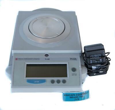 Denver Instrument Tl-403 Precision Balance Power Adapter .001 To 410 Gram 7576