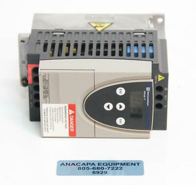 Schneider Altivar 11 Atv11hu09f1u Variable Speed Drive Drive 12 Hp 6929