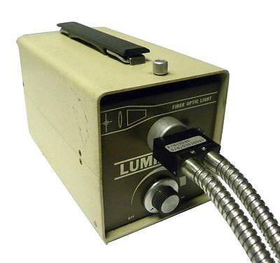 Lumina-i Fc-150 Fiber Optic Light Source With Dual Fiber Cable