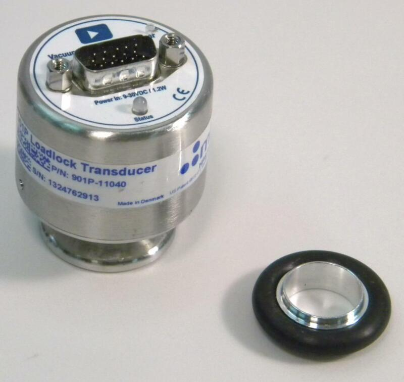 MKS 901P-11040 MicroPirani/Piezo Loadlock Vacuum Pressure Transducer