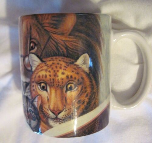 Scott Foresman Reading Street School Teachers Coffee Cup Mug Classroom Cats