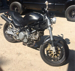 Ducati monster 800 dark