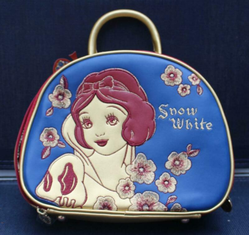 2017 Besame Snow White Cosmetic Bag with Hang Tag
