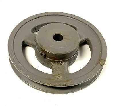 Browning Ak51x12 V-belt Pulley Single Groove 0.500 Bore 4.7 Pitch 4.95 Od