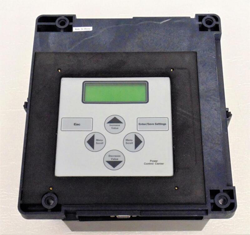 ASCO 7000 Power Control Center 607540-041 Group 5 Automatic Transfer Switch