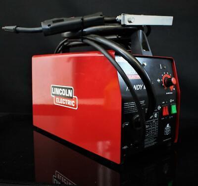 Lincoln Electric Handy Mig Welder Model 11205 K2185-1
