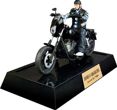 Sons Of Anarchy Jackson Jax Teller Bust 6  Action Figure By Id Toys New In Box