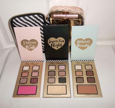 Too Faced Best Year Ever 2018 Makeup Eyeshadow Palette Holiday Gift