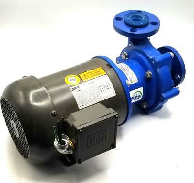 Finish Thompson Db6hp-e-ff-2-m227 Centrifugal Drive Pump Motor 5036es3eb56c