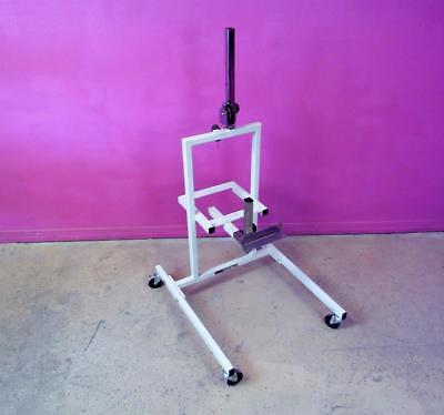 Chattanooga 7968 Triton Traction Mobile Therapy Chiropractor Table Stand