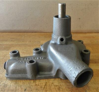 Forklift Continental Engines 4-cyl Rebuilt Water Pump F400k513 Wo Pulley