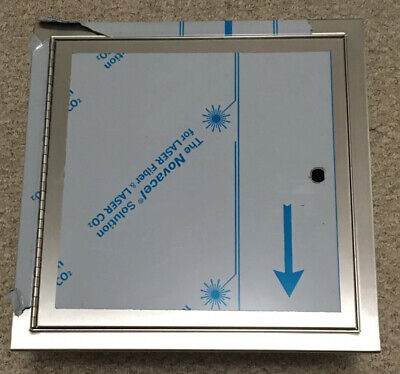 Electrical Enclosure Box 16x16x7.5inside Dimension Stainless Steel New