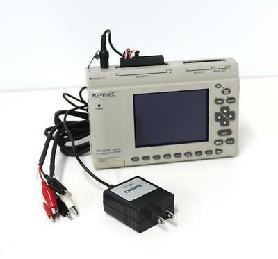 Keyence Nr-2000 400khz Data Acquisition System