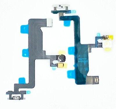 iPhone 6 Power Flex Kabel Ein Aus Schalter Flexband Flexkabel Mikro Blitz Licht  ()