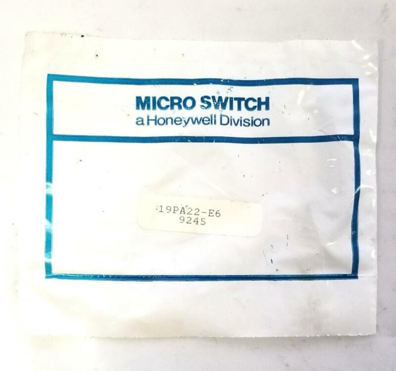 New Honeywell 19PA22-E6 Switch Mounting Hardware (9 Available)