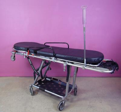 Ferno 93-p Proflexx Ems Ambulance Collapsible Stretcher Cot Gurney Bed Cart