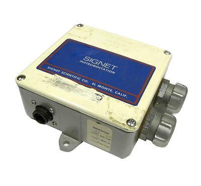 Signet Instruments Mk314 Signal Conditioner 31400-4