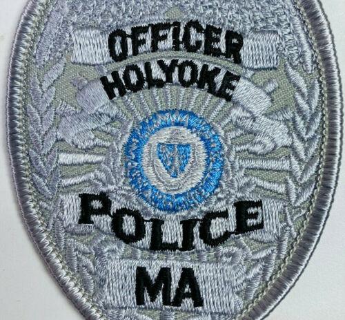 Holyoke Police Hampden County Massachusetts MA Patch A1