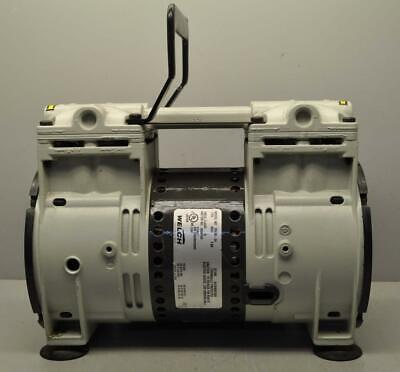 Welch Vacuum Pump Model 2563b-24