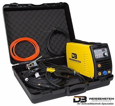 Schweißgerät Inverter AC/DC/WIG/TIG/MMA/ARC 200A Pulse ALU starke:bis 6 mm