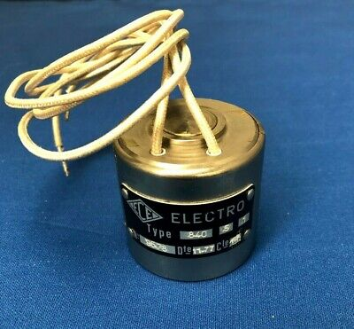 Electromagnet Solenoid Type 840s1 Ece
