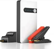 12000mAh 400A Peak Portable Car Jump Starter 12V Up to 4.0L Gas or 3.4L Diesel