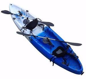 DOUBLE KAYAK PACKAGE NEW KAYAK CAN USE AS A SINGLE KAYAK OPEN SAT Sydney City Inner Sydney Preview