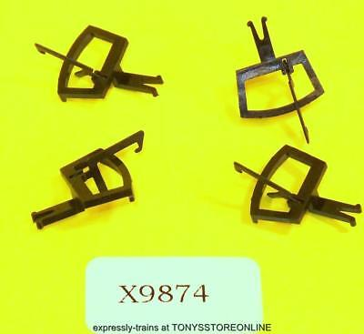 hornby oo spares x9874 pack of 4 raised offset couplings to suit new class 43