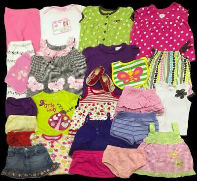 Baby Girl 3-6 Months 6-9 Months Carter's GAP Summer Clothes Sets Oufits Lot