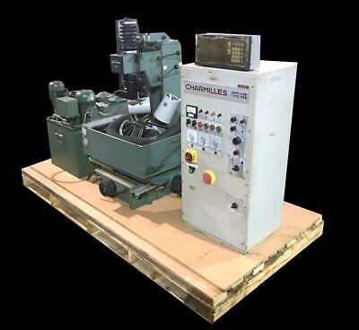 Charmilles Eleroda 110 Sinker Edm W Iso Pulse P25 Ps Sony Dro For Parts