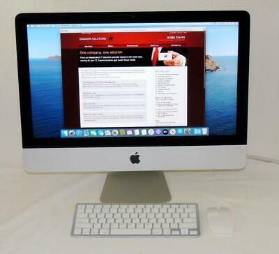 "Apple iMac 21.5"" A1418, Late 2012, Ci5 @ 2.70 GHz, 8GB RAM, 1TB HDD, OSX 10.15.4"