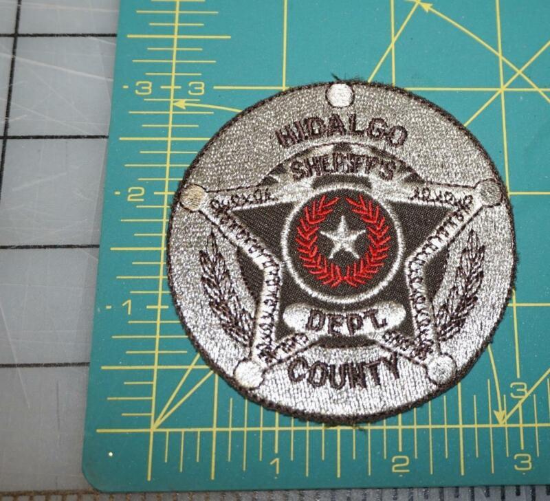 HIDALGO COUNTY TEXAS SHERIFF