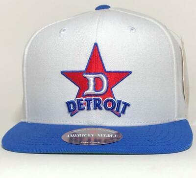 Homestead Grays Negro League Snapback Hat American Needle Licensed Brand New Cap
