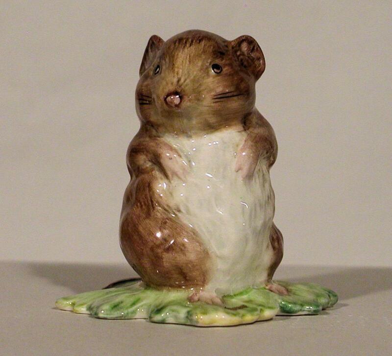 Beswick Beatrix Potter Character Figurine - Timmy Willie