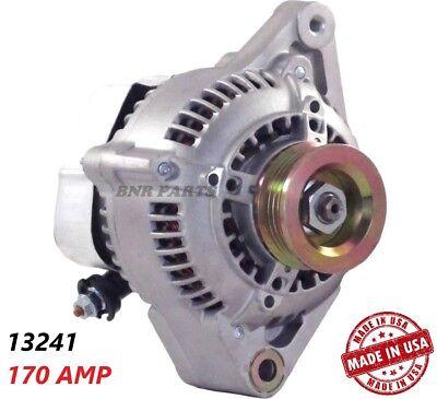 170 AMP 13241 Alternator Toyota 4runner Pickup 3.0L 1988 High Output New HD