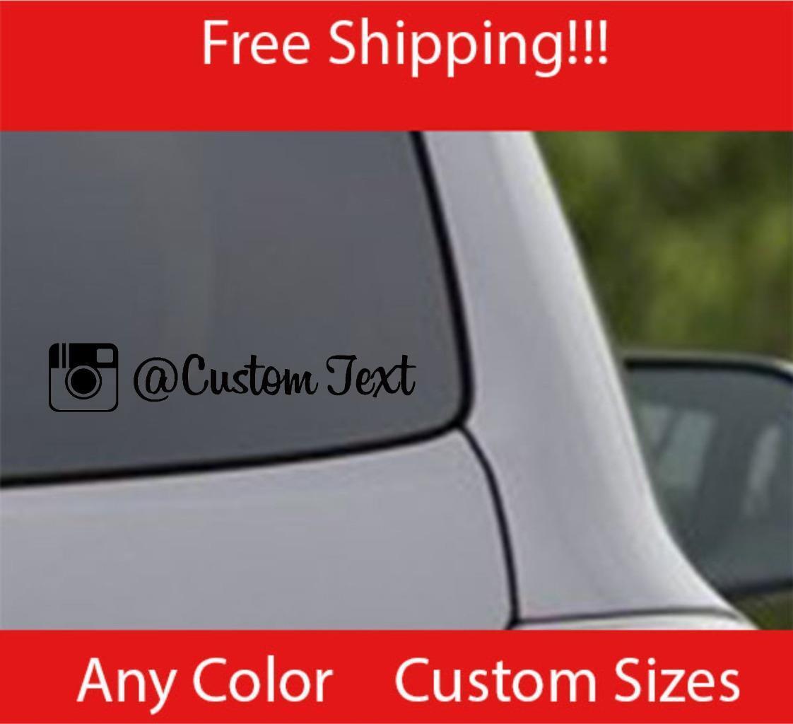 Custom Vinyl Decal Usage Custom Vinyl Decals - Custom vinyl decal usage and application