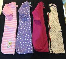 Girls size 2 winter sleepsuits Springfield Lakes Ipswich City Preview