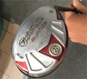 HYBRIDE: TAYLORMADE BURNER RESCUE 5 (RIGHT